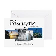 ABH Biscayne NP Greeting Card
