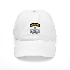 Senior Airborne Wings with Ai Baseball Cap