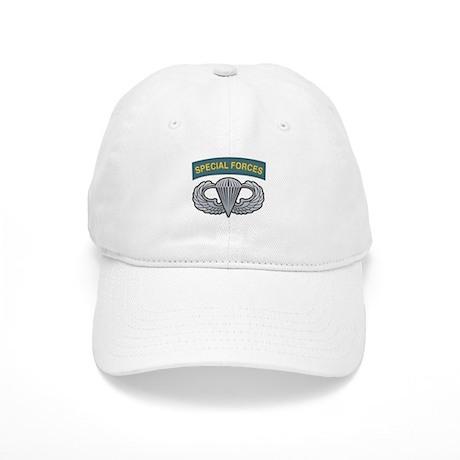 Basic Airborne Wings Special Cap