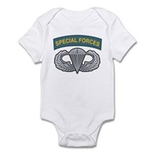Basic Airborne Wings Special Infant Bodysuit