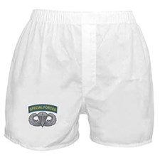 Basic Airborne Wings Special Boxer Shorts