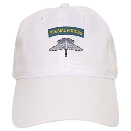 HALO Wings with Special Force Cap