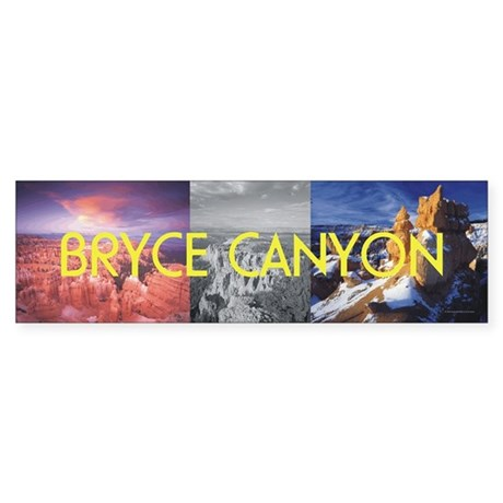 ABH Bryce Canyon Sticker (Bumper 10 pk)