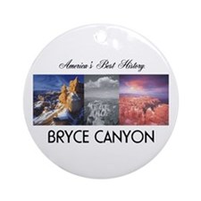 ABH Bryce Canyon Round Ornament