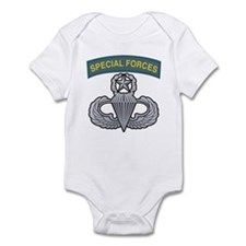 Master Airborne Wings Special Infant Bodysuit