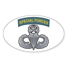 Master Airborne Wings Special Oval Decal