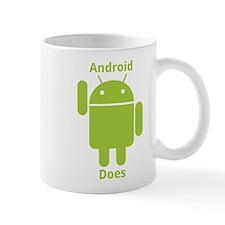 Droid Does Google Android Mug