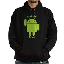 Droid Does Google Android Hoodie