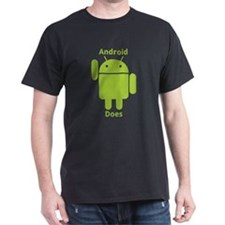 Droid Does Google Android T-Shirt
