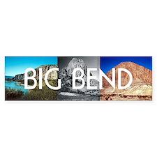 ABH Big Bend Bumper Sticker