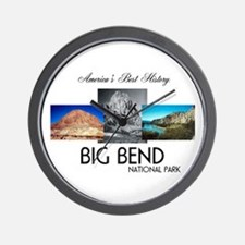 ABH Big Bend Wall Clock