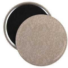 Tan Cement Look Magnet
