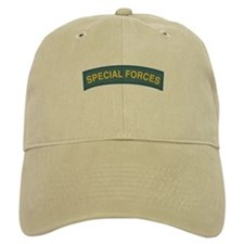 Special Forces Tab Baseball Cap