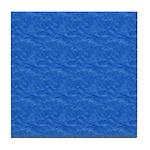 Textured Light Blue Look Tile Coaster