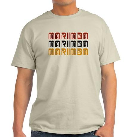 Tribal Marimba Light T-Shirt
