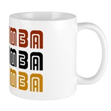 Tribal Marimba Mug