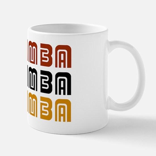 Tribal Marimba Mug