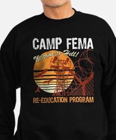 Camp FEMA Sweatshirt