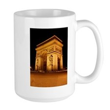 Arc de Triomphe Illuminated Mug
