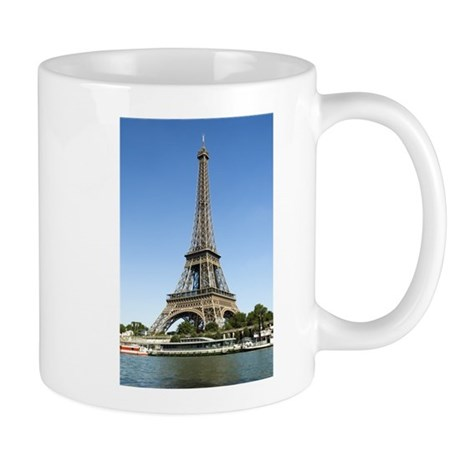 Eiffel Tower Across the River Mug