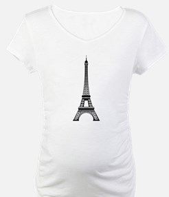 Eiffel Tower Outline Shirt