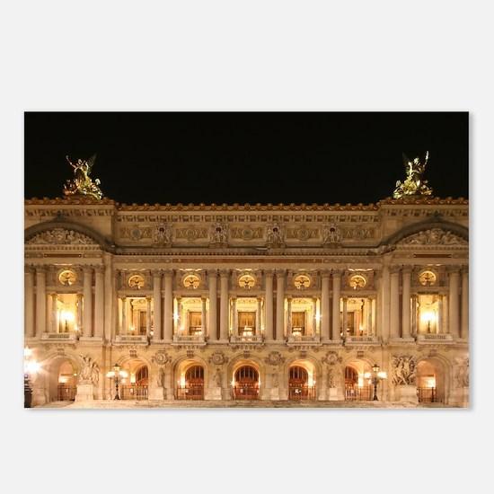 Paris Opéra (Palais Garnier) Postcards (Package of