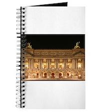 Paris Opéra (Palais Garnier) Journal