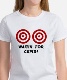 Waiting for Cupid Women's T-Shirt