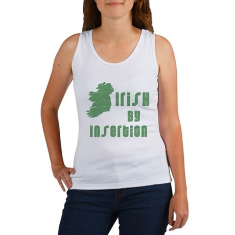 Irish by Insertion Women's Tank Top