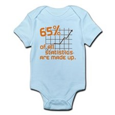 Statistics Infant Bodysuit