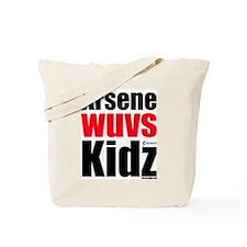 Arsene's Kidz Tote Bag