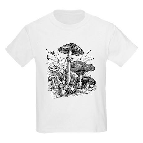 Mushroom Kids Light T-Shirt