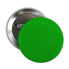 """Green Linen Look 2.25"""" Button"""