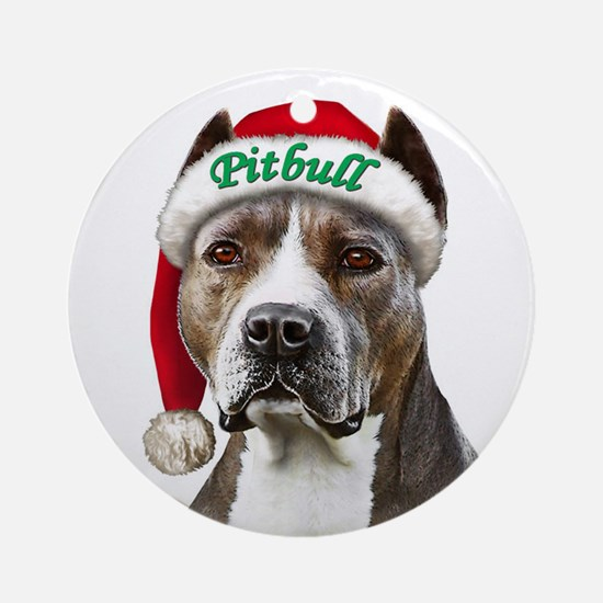 PitBull! Ornament (Round)