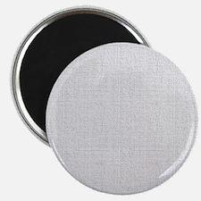 Gray Linen Look Magnet