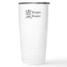 Knights Templar York Shield Travel Mug
