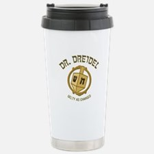 Dr. Dreidel - Stainless Steel Travel Mug