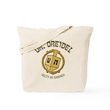 Dr. Dreidel - Tote Bag