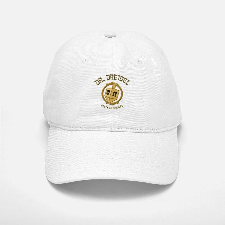 Dr. Dreidel - Baseball Baseball Cap