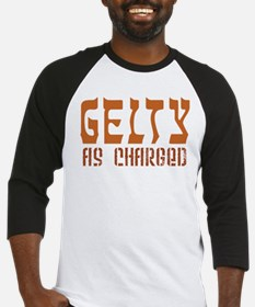 Gelty As Charged - Baseball Jersey