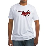 Nasty Fitted T-Shirt