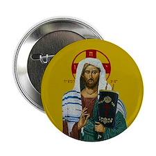 """Mashiach Yeshua 2.25"""" Button (100 pack)"""