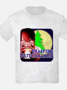 Vampire Nutcracker Dark Night T-Shirt
