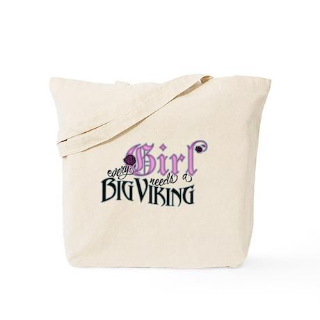 Every Girl Needs a Big Viking Tote Bag