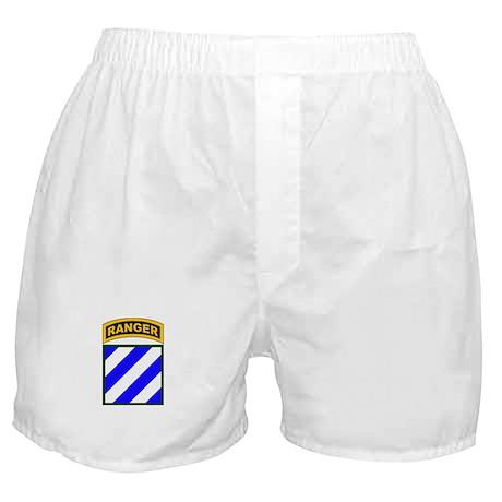 3rd Infantry Div Ranger Tab Boxer Shorts