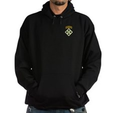4th Infantry Div with Ranger Hoodie