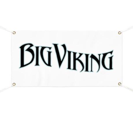 Big Viking Banner