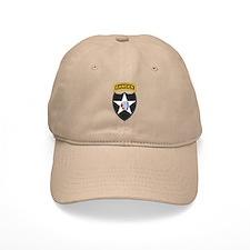 2nd Infantry Div with Ranger Baseball Cap