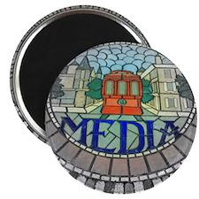 Media, PA 19063 Magnet