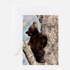 Cute Black Greeting Cards (Pk of 10)